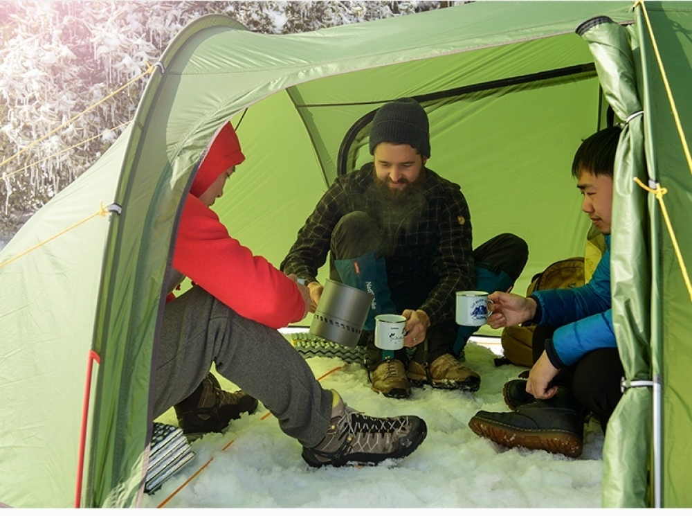 Naturehike Ultralight Opalus Tunnel Tent For 3