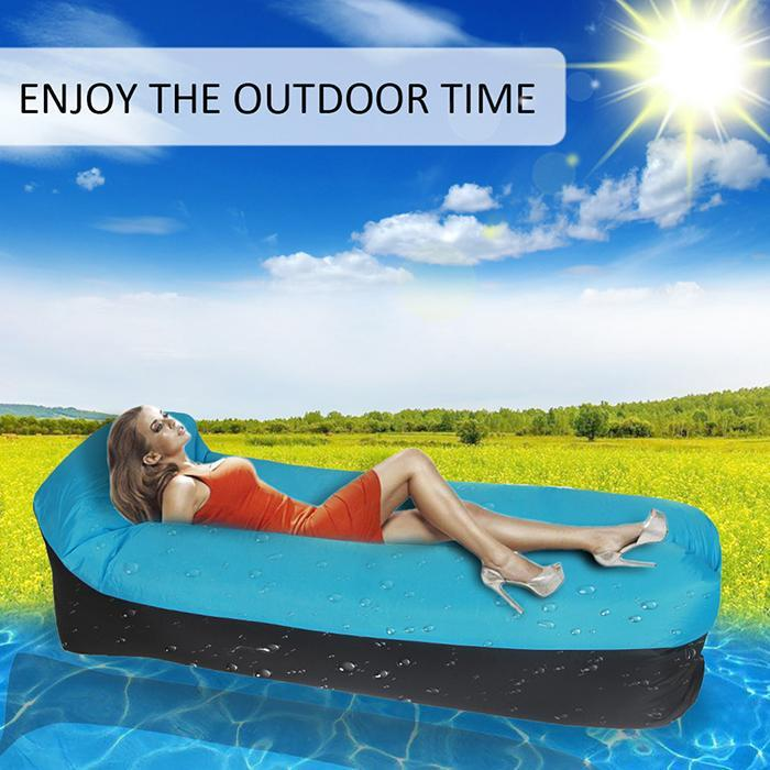 Outdoor Portable Inflatable Sofa Bed