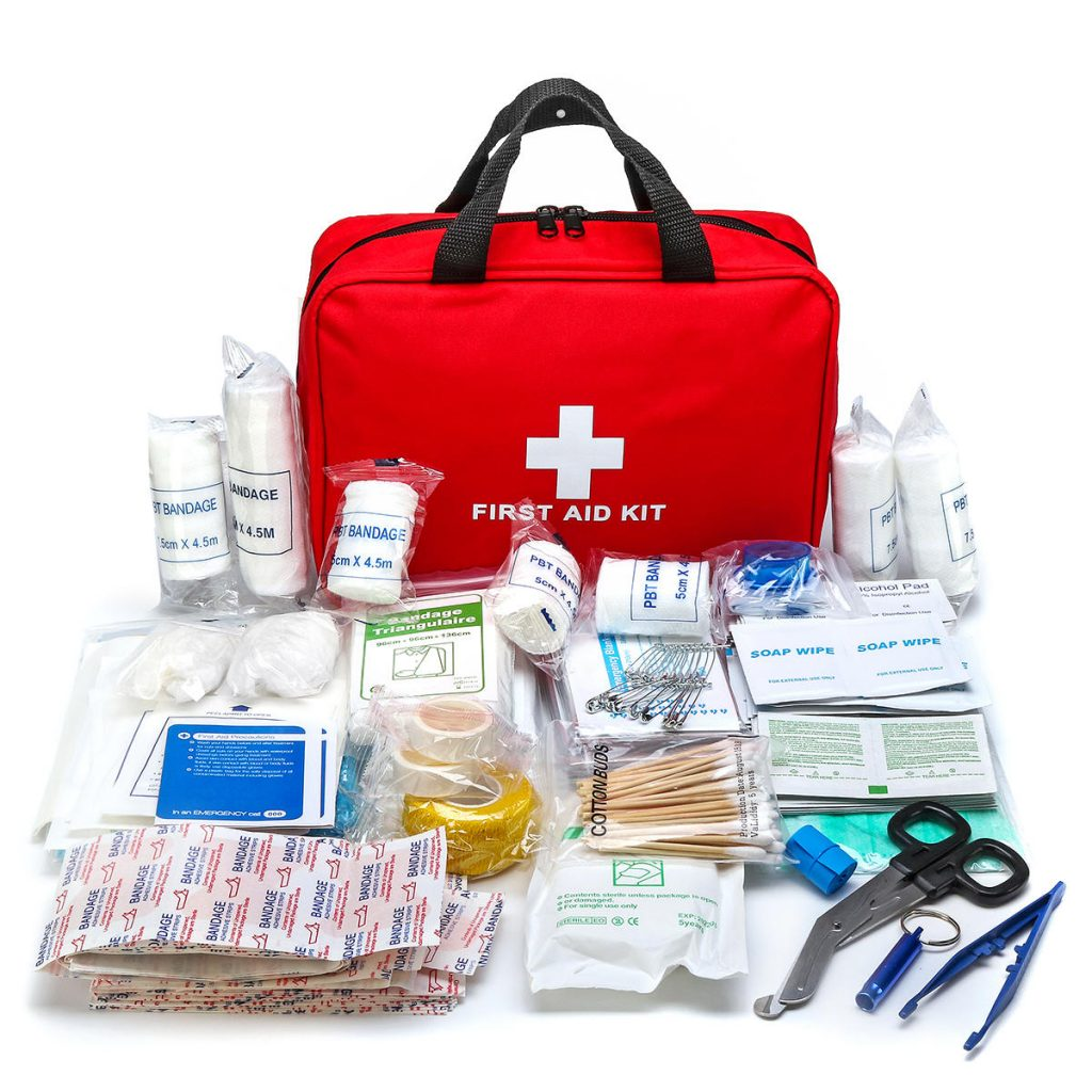 300-Piece Emergency Survival Medical Supplies First Aid Kit